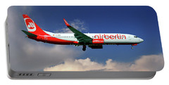 Air Berlin Boeing 737-800 Portable Battery Charger