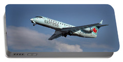 Air Canada Express Bombardier Crj-200er Portable Battery Charger