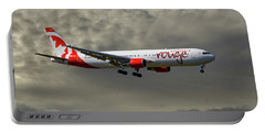 Air Canada Rouge Boeing 767-35h Portable Battery Charger