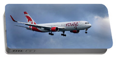 Air Canada Rouge Boeing 767 Portable Battery Charger