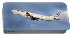 Air France Airbus A340-313 117 Portable Battery Charger
