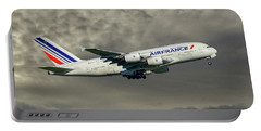 Air France Airbus A380-861 116 Portable Battery Charger