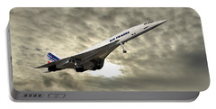 Air France Concorde 115 Portable Battery Charger