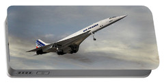 Air France Concorde 122 Portable Battery Charger