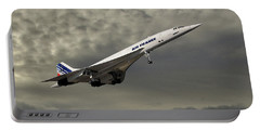 Air France Concorde 116 Portable Battery Charger