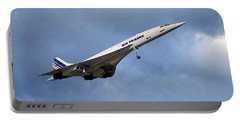 Air France Concorde 117 Portable Battery Charger