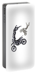 Air Riders Portable Battery Charger by Caitlyn Grasso