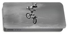 Airborne Motorcycle Portable Battery Charger