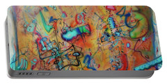 Digital Landscape, Airbrush 1 Portable Battery Charger
