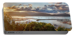 Airlie Beach Marina Portable Battery Charger