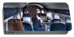 Airplane Interior Portable Battery Charger