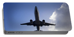 Airplane Landing Portable Battery Charger