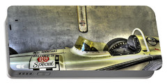 Aj Foyt 1961 Roadster Portable Battery Charger