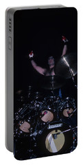 A.j. Pero Of Twisted Sister Portable Battery Charger