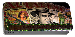 Al Capone On Funfair Portable Battery Charger