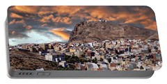 Al Hoceima - Morocco Portable Battery Charger by Anthony Dezenzio