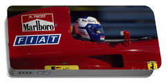Alain Prost. 1990 French Grand Prix Portable Battery Charger