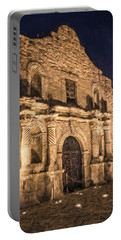 Alamo Door Painterly Portable Battery Charger