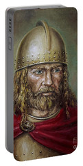 Alaric The Visigoth Portable Battery Charger
