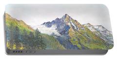 Alaska Portable Battery Charger by Lou Ann Bagnall
