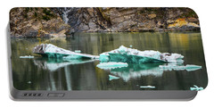 Alaskan Icebergs Portable Battery Charger