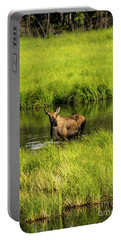 Alaskan Moose Portable Battery Charger