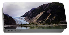 Alaska's Eroding Blue Glacier Portable Battery Charger