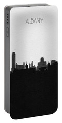 Albany Cityscape Art Portable Battery Charger