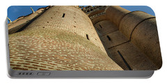 Albi Cathedral Low Angle Portable Battery Charger by RicardMN Photography