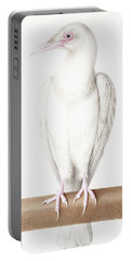 Albino Crow Portable Battery Charger
