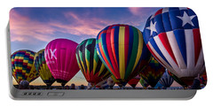 Albuquerque Hot Air Balloon Fiesta Portable Battery Charger