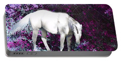 Alea's Unicorn  Portable Battery Charger