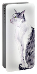 Alert Cat Portable Battery Charger