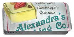 Alexandra's Baking Company Portable Battery Charger