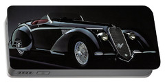 Alfa Romeo 8c 2900 Mercedes Benz Portable Battery Charger