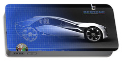 Alfa Romeo Bertone Pandion Concept Portable Battery Charger