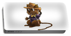 Deputy Alfred Portable Battery Charger by Reynold Jay