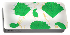 Algae Blooms Portable Battery Charger