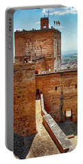 Alhambra Tower Portable Battery Charger