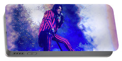 Alice Cooper On Stage Portable Battery Charger