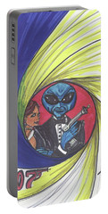 alien Bond Portable Battery Charger
