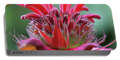 Alien Plant Life Portable Battery Charger by David Stasiak