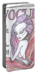 Alien Vogue Portable Battery Charger