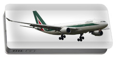 Alitalia, Airbus A330-202. Portable Battery Charger