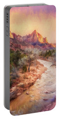 All Along The Watchtower Portable Battery Charger