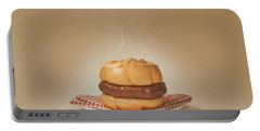 All-american Burger Portable Battery Charger