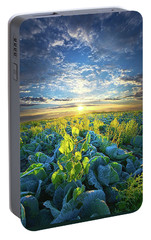 All Joined As One Portable Battery Charger by Phil Koch