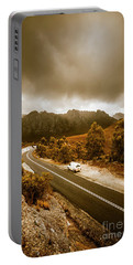 All Roads Lead To Adventure Portable Battery Charger