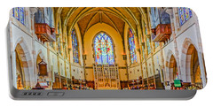 All Saints Chapel, Interior Portable Battery Charger