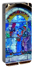 All Saints' Stained Glass Portable Battery Charger